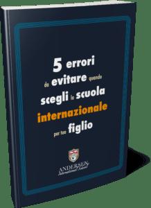 Andersen International School Milan, Home Page
